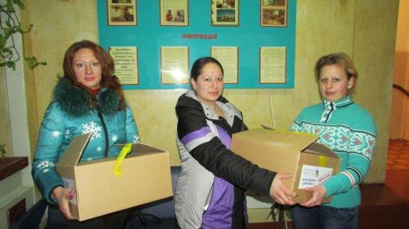 Гуманитарный груз от Фонда Вилкула – весомый вклад в улучшение положения переселенцев. (фото) - фото 1