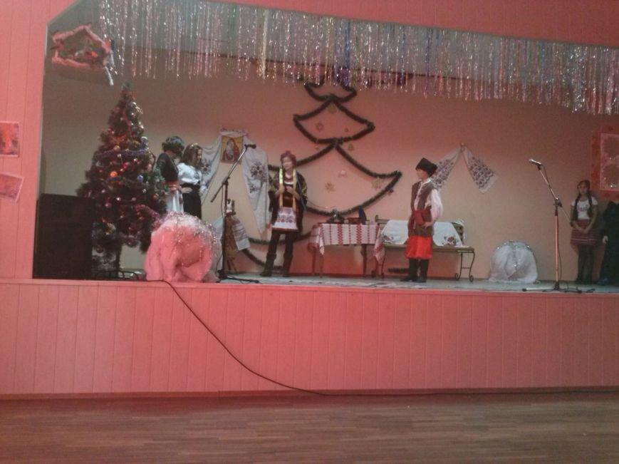 В День Святого Николая в лицее НИТ №2 Днепродзержинска состоялся спектакль (фото) - фото 2