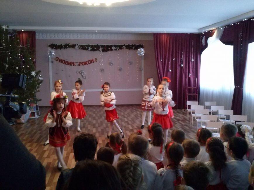 В День Святого Николая в лицее НИТ №2 Днепродзержинска состоялся спектакль (фото) - фото 4