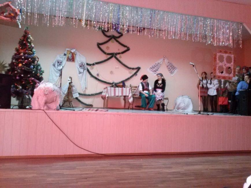 В День Святого Николая в лицее НИТ №2 Днепродзержинска состоялся спектакль (фото) - фото 3