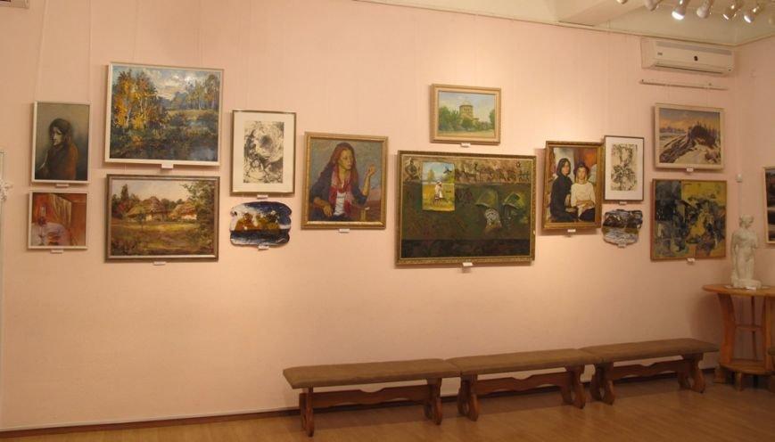 У Кіровограді відбулося відкриття виставки художніх творів «Барви степу» (фото), фото-5