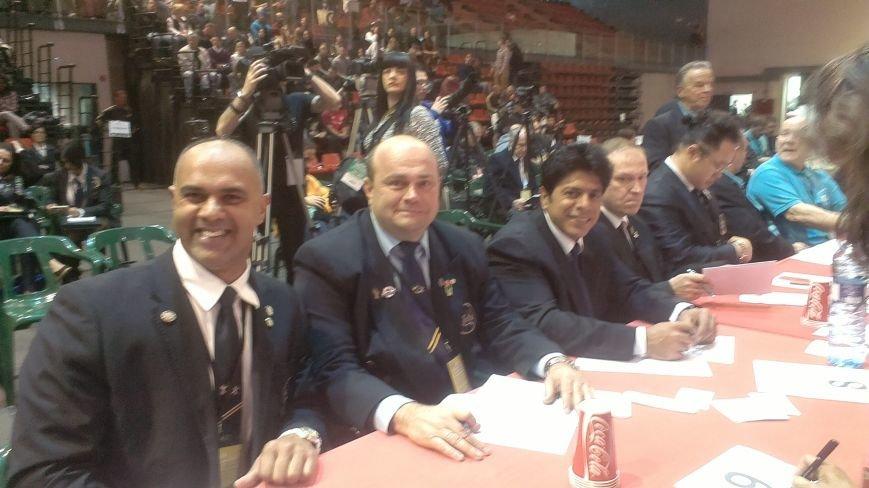 Красноармейские бодибилдеры покорили Чемпионат мира и привезли семь медалей и 2 абсолютные победы (фото) - фото 1