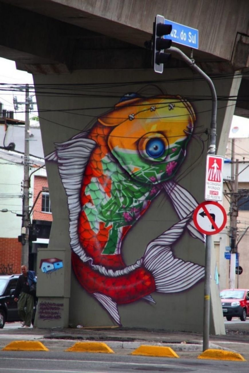 Шедеври світового street-art, фото-3