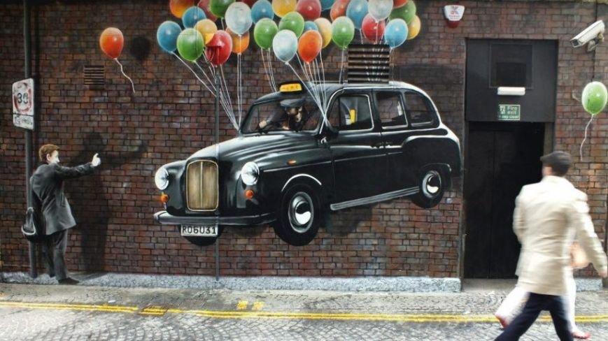 Шедеври світового street-art, фото-7