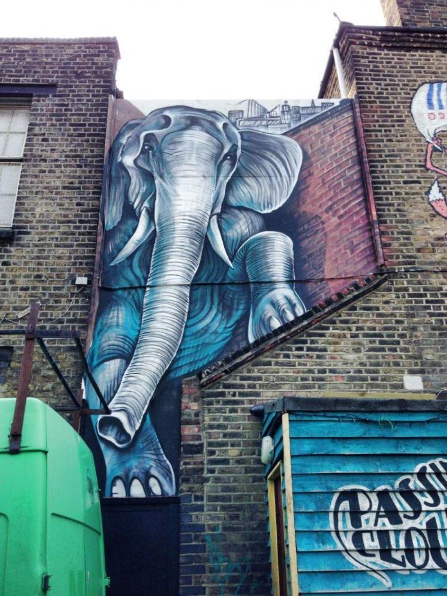 Шедеври світового street-art, фото-2
