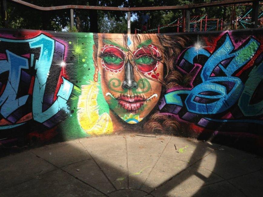 Шедеври світового street-art, фото-16