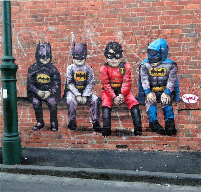 Шедеври світового street-art, фото-15