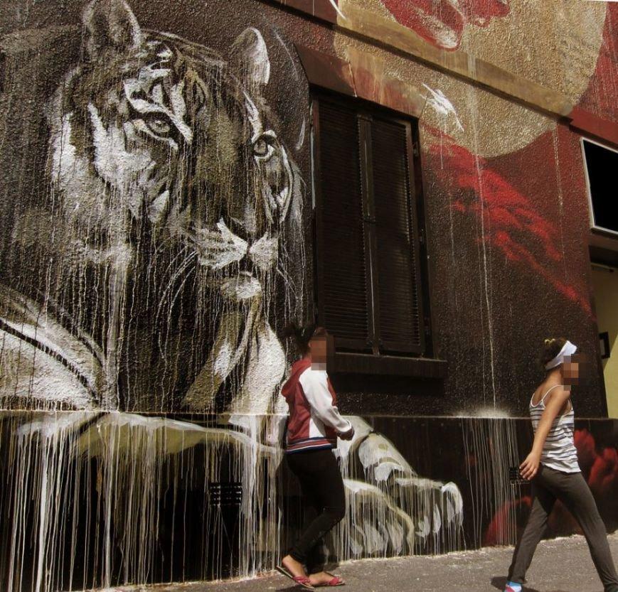 Шедеври світового street-art, фото-6