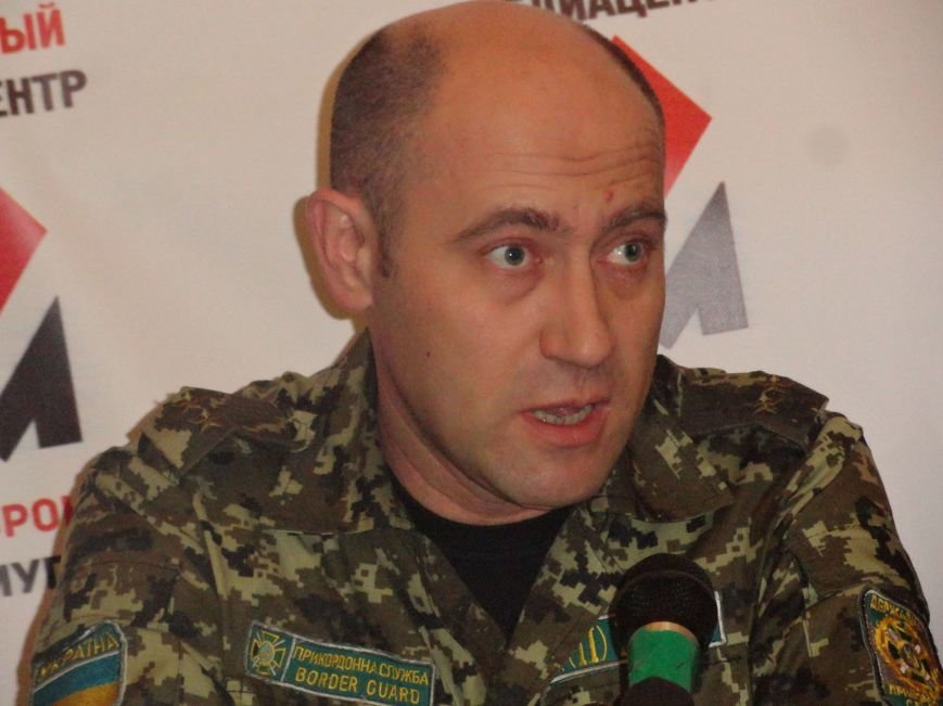 Пограничники в секторе «М» пресекали провоз оружия, блокировали вторжение деверсионных групп ДНР (ФОТО) (фото) - фото 1