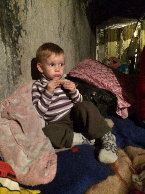 Помощь детям в зоне АТО. Акция ко Дню Святого Николая, фото-3