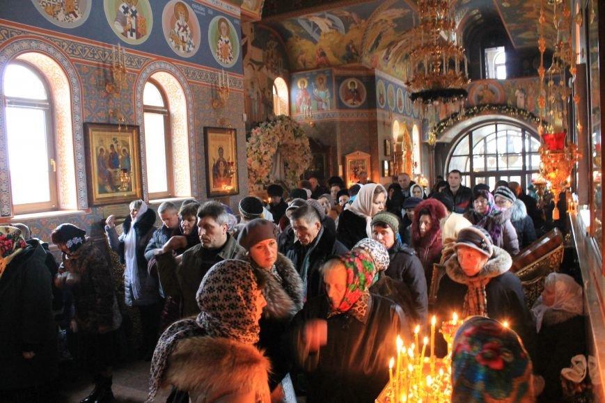 День Святого Николая в Свято-Покровском храме с. Боевое. (фото) - фото 1