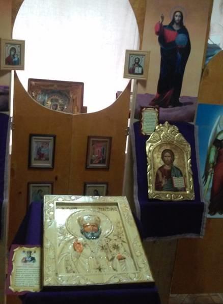 В Херсоне состоялась молебень (фото) - фото 1