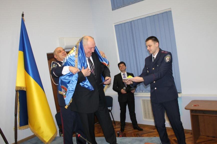 Сотрудников милициии Кривого Рога поздравили с профессиональным праздником (ФОТО), фото-10