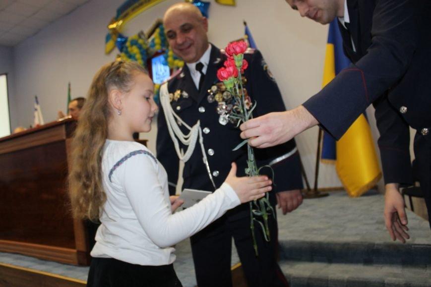 Сотрудников милициии Кривого Рога поздравили с профессиональным праздником (ФОТО), фото-9