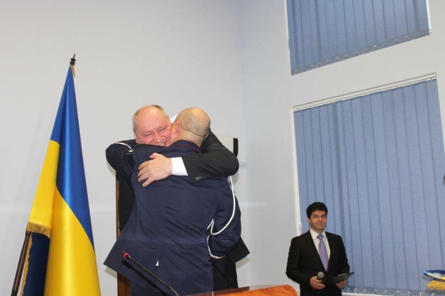 Сотрудников милициии Кривого Рога поздравили с профессиональным праздником (ФОТО), фото-11