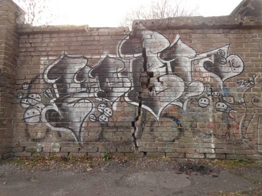 Фотопятница: «Очем может рассказать стена?» (фото) - фото 1