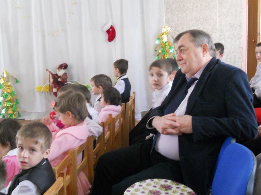 Добропільський міський голова привітав дітей зі святом Миколая Чудотворця (фото) - фото 2