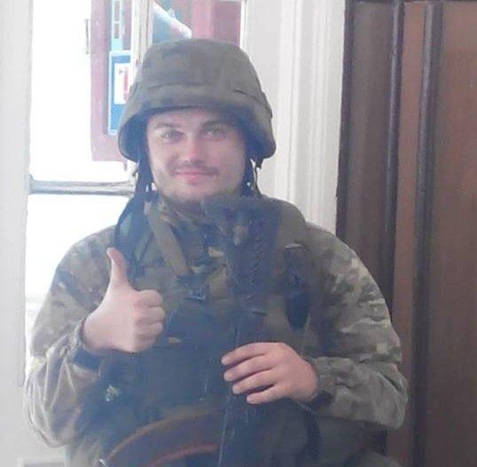 У Львові простяться з новітнім Героєм АТО (ФОТО) (фото) - фото 2