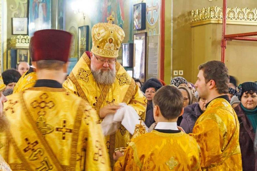 День Ангела благочинного Николаевского округа протоиерея отца Николая (фото) - фото 3
