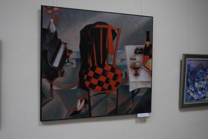 В Харьковском художественном музее открылась выставка художников-педагогов, которые решили показать, что они могут (ФОТО), фото-3