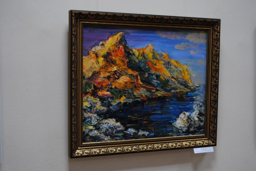 В Харьковском художественном музее открылась выставка художников-педагогов, которые решили показать, что они могут (ФОТО), фото-4