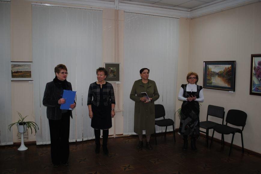 В Харьковском художественном музее открылась выставка художников-педагогов, которые решили показать, что они могут (ФОТО), фото-1