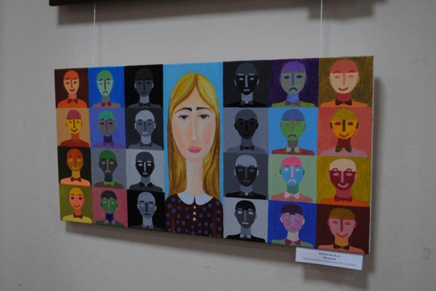 В Харьковском художественном музее открылась выставка художников-педагогов, которые решили показать, что они могут (ФОТО), фото-14
