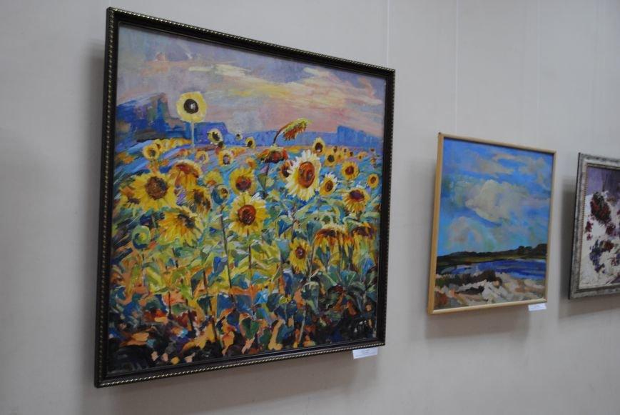 В Харьковском художественном музее открылась выставка художников-педагогов, которые решили показать, что они могут (ФОТО), фото-13