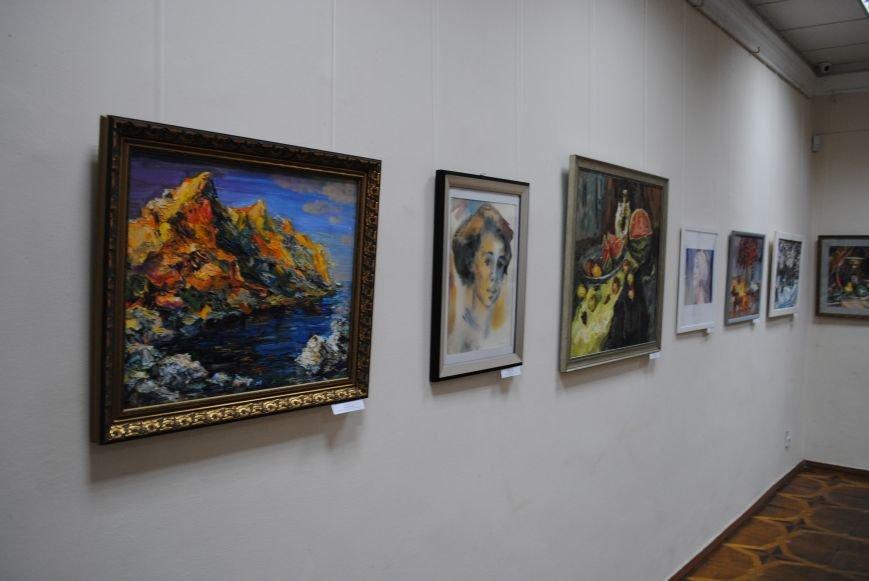 В Харьковском художественном музее открылась выставка художников-педагогов, которые решили показать, что они могут (ФОТО), фото-5