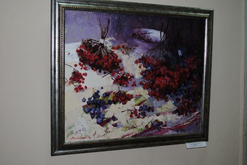 В Харьковском художественном музее открылась выставка художников-педагогов, которые решили показать, что они могут (ФОТО), фото-11