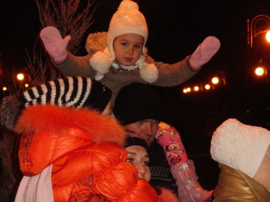Дети Дома творчества украсили елку Приморского района своей любовью (ФОТОРЕПОРТАЖ) (фото) - фото 1