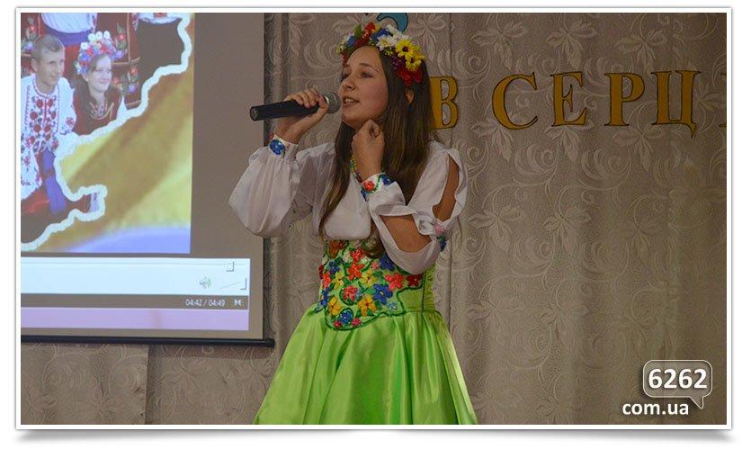 Концерт «З Україною в серці» для бойцов в Славянске (фото) - фото 7