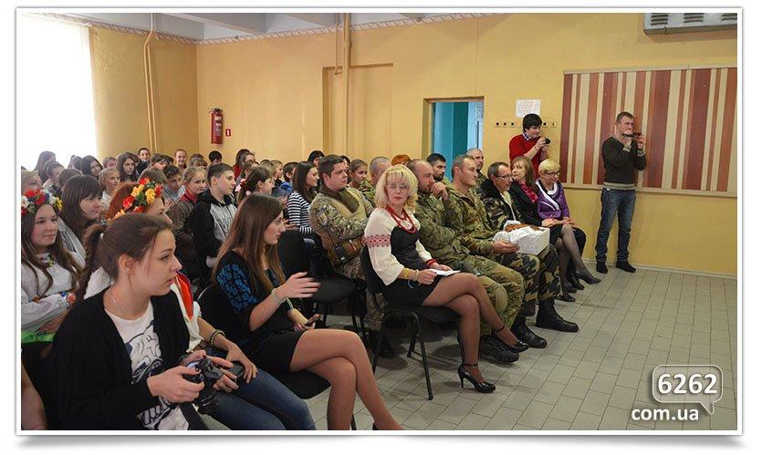 Концерт «З Україною в серці» для бойцов в Славянске (фото) - фото 9