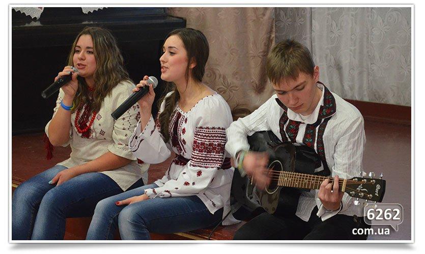 Концерт «З Україною в серці» для бойцов в Славянске (фото) - фото 10