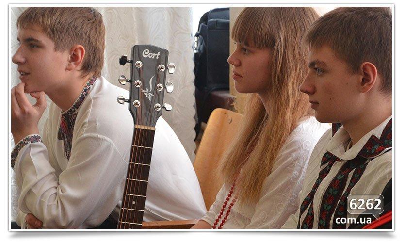 Концерт «З Україною в серці» для бойцов в Славянске (фото) - фото 5