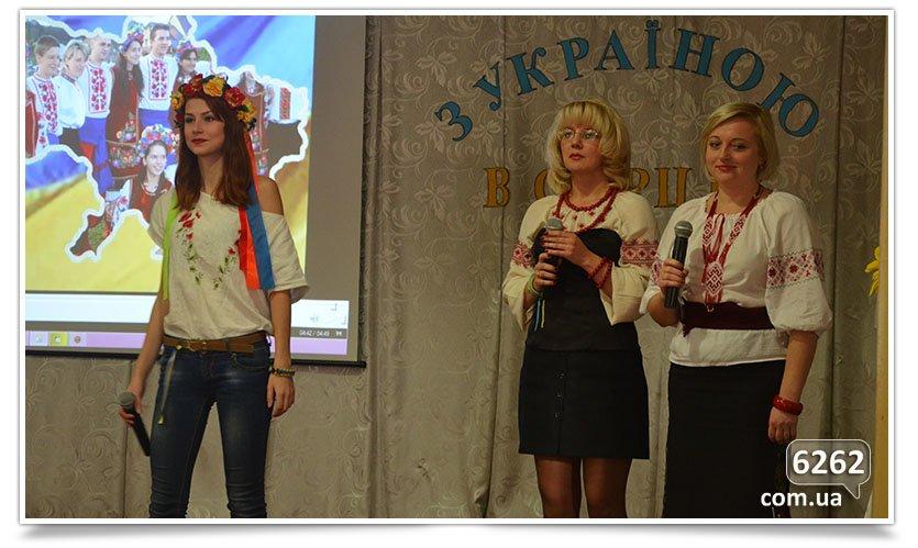 Концерт «З Україною в серці» для бойцов в Славянске (фото) - фото 4