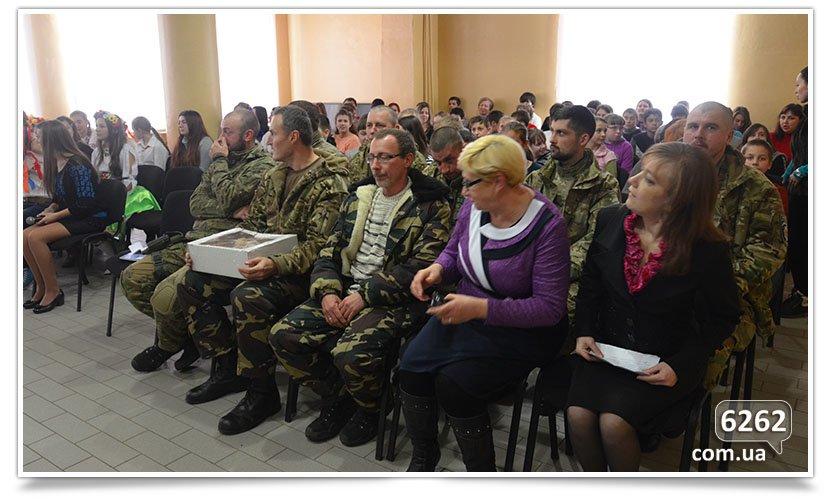 Концерт «З Україною в серці» для бойцов в Славянске (фото) - фото 2