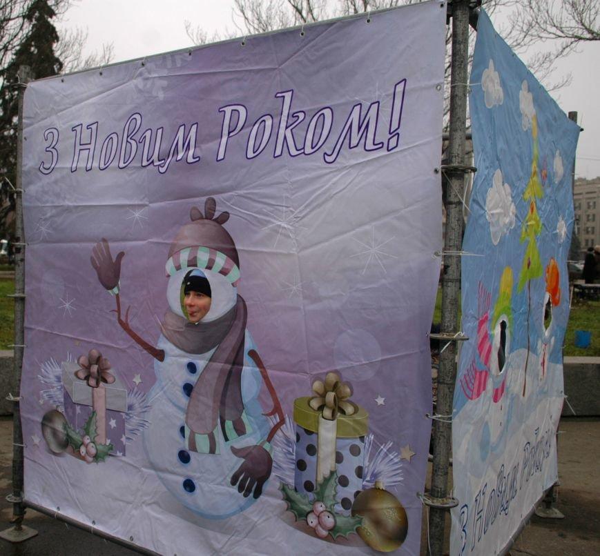 В Запорожье торжественно открыли центральную новогоднюю ёлку (ФОТО), фото-5