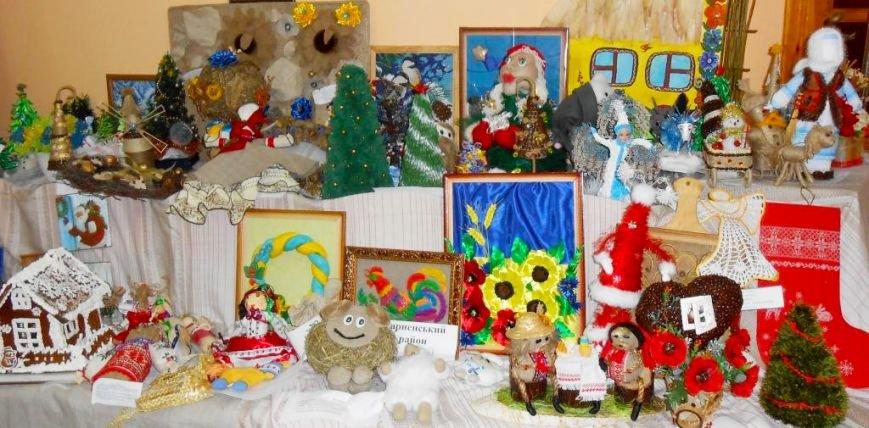Творча молодь Рівненщини візьме участь у Всеукраїнській новорічно-різдвяній виставці (фото) - фото 3