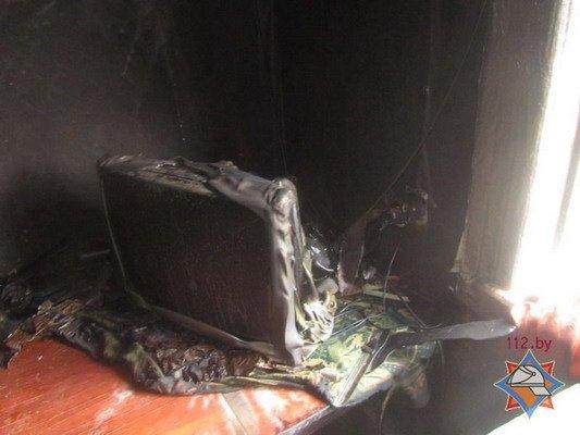 В Гродно на пожаре погиб пенсионер (Фото), фото-4