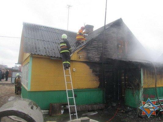 В Гродно на пожаре погиб пенсионер (Фото), фото-2