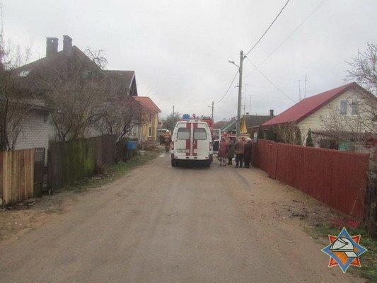 В Гродно на пожаре погиб пенсионер (Фото), фото-1