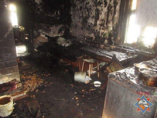 В Гродно на пожаре погиб пенсионер (Фото), фото-5