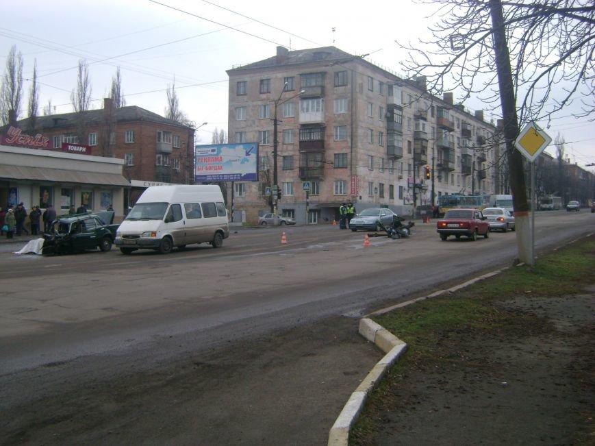 Страшное ДТП в  Кривом Роге: пассажирка «Жигулей» скончалась на месте, водитель в реанимации (ФОТО), фото-4