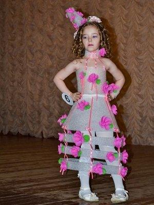 Красота спасет мир: в Макеевке состоялся конкурс «Мини-мисс» (фото) - фото 3