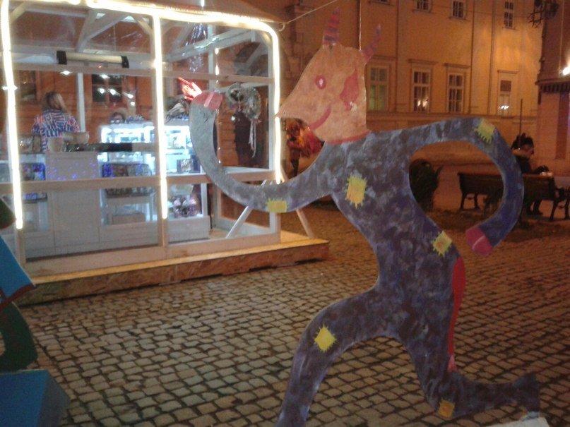 У Львові «гуляє» чорт та Ірод (ФОТО) (фото) - фото 1