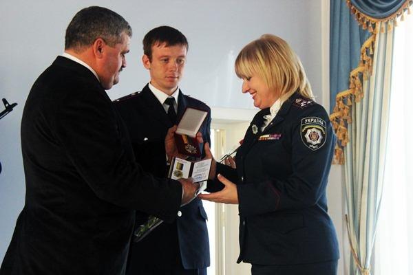 Милиционеров Херсонщины поздравили с профессиональным праздником (фото) - фото 1