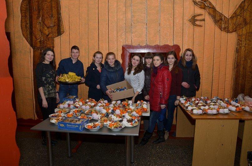 До Вербської школи-інтернату завітав Святий Миколай (фото) - фото 3