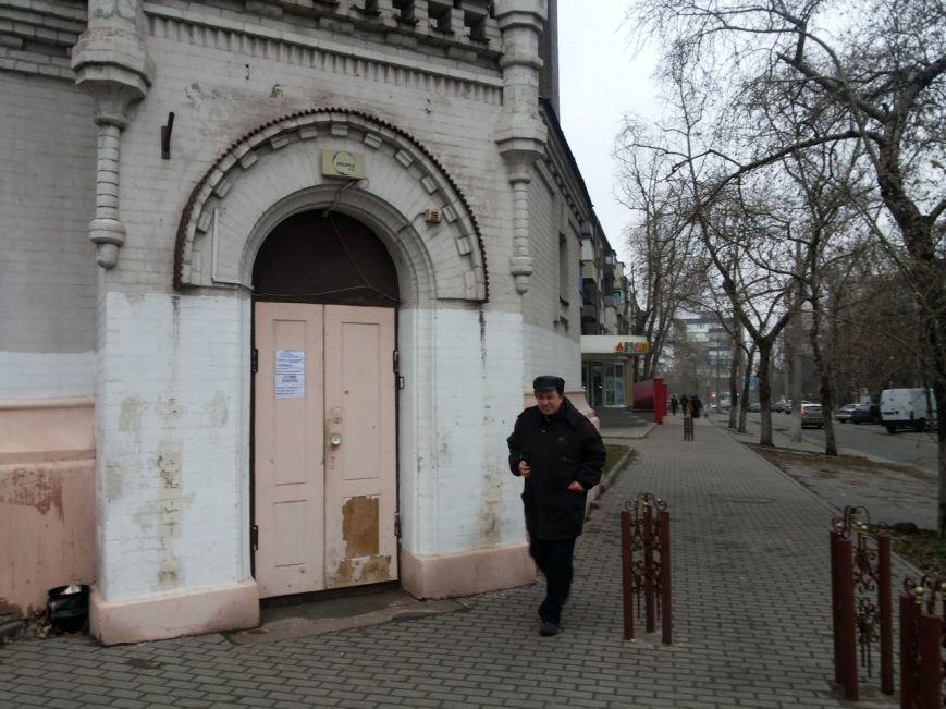 В Мариуполе городской совет переехал в водонапорную башню (ФОТОФАКТ) (фото) - фото 1