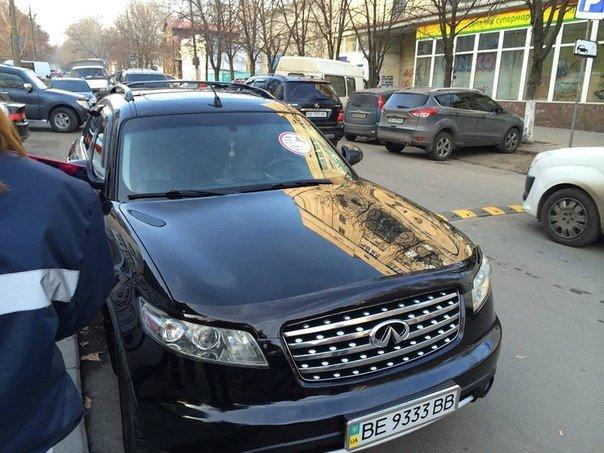 «Криворуким» николаевским водителям украсили авто наклейками с оленями (ФОТО) (фото) - фото 3